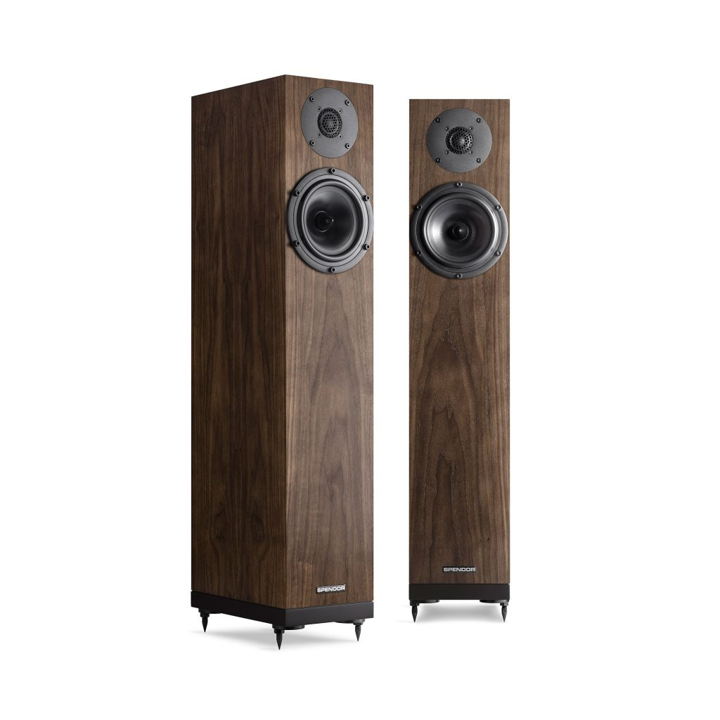 Spendor A2 Dark Walnut