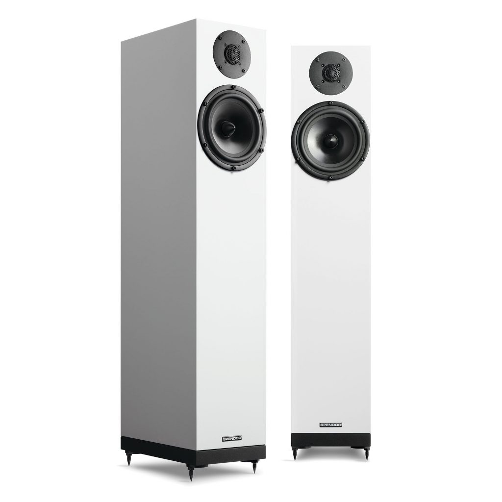 Spendor A7 Satin White