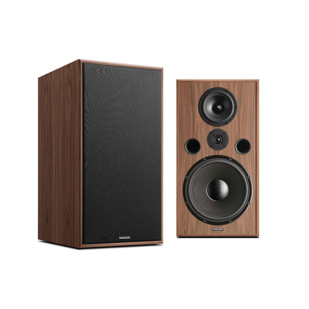 Spendor Classic 100 Natural Walnut
