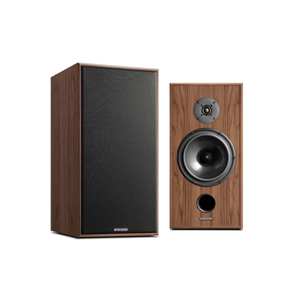 Spendor Classic 2.3 Natural Walnut