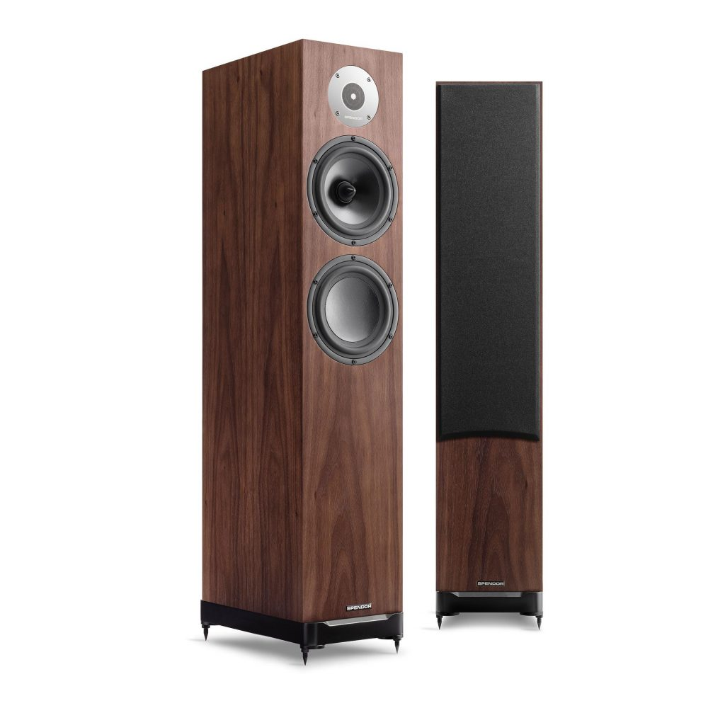 Spendor D7.2 Dark Walnut