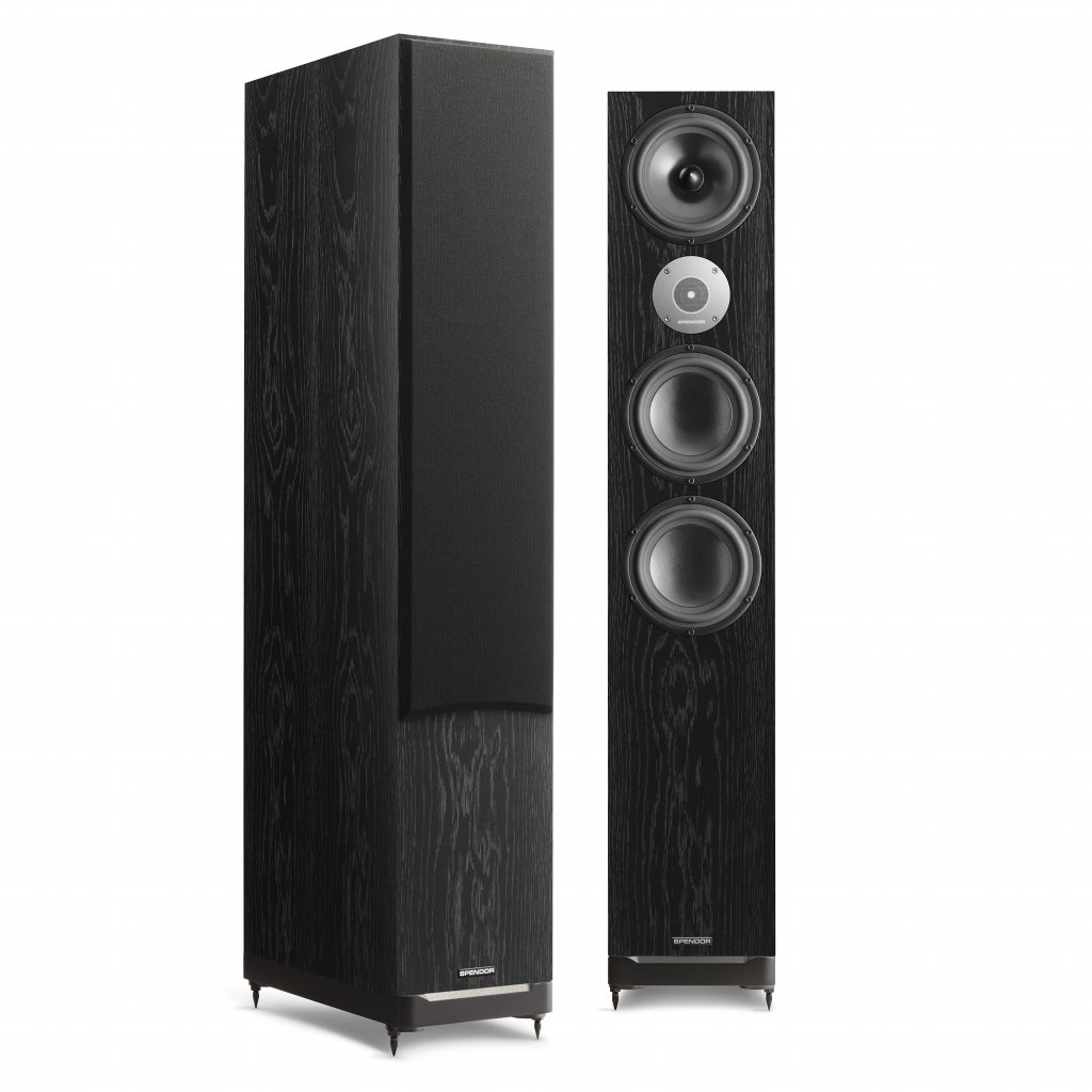 Spendor D9.2 Black Oak