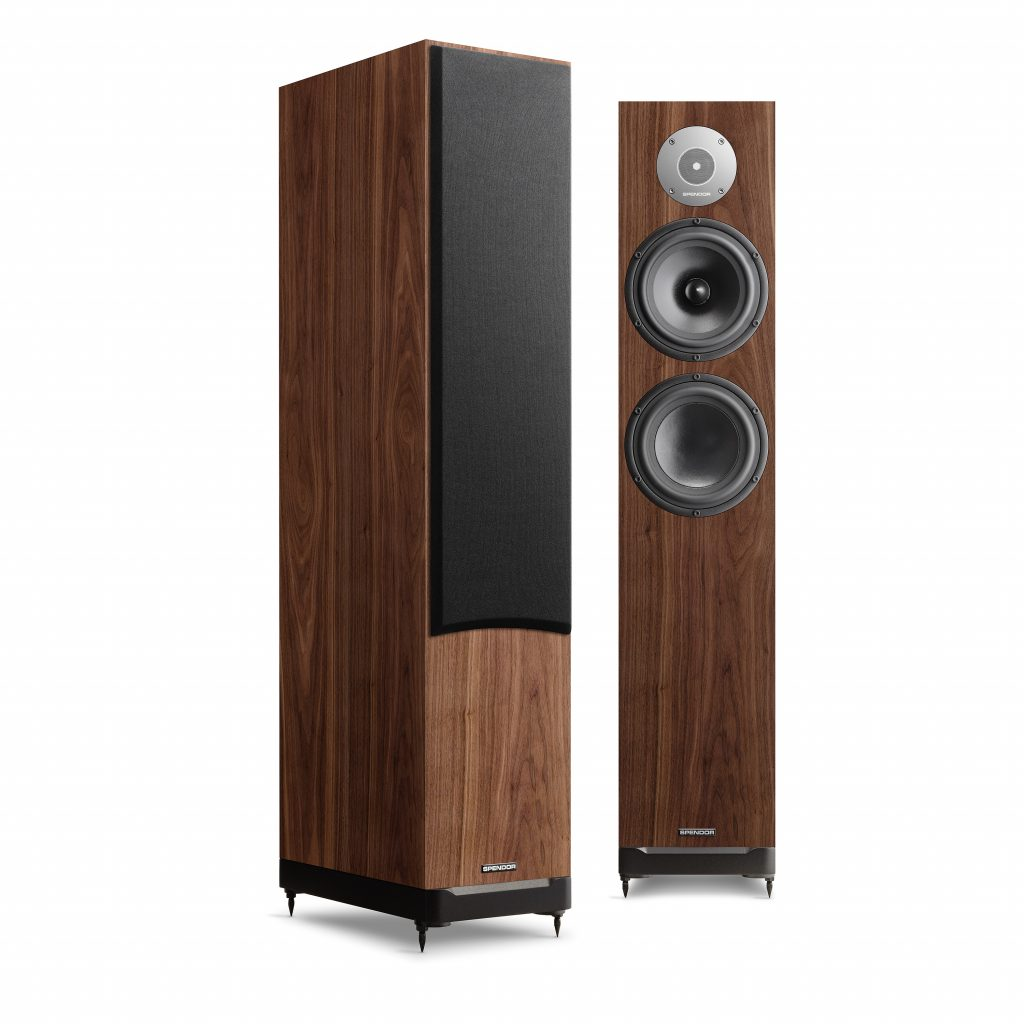 Spendor D7.2 Walnut